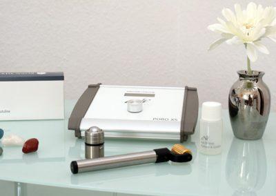 Kosmetik-Behandlung Mesoporation