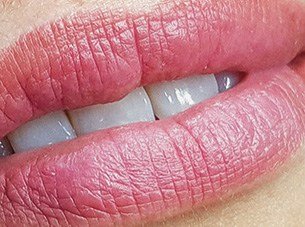 Aquarell Lips