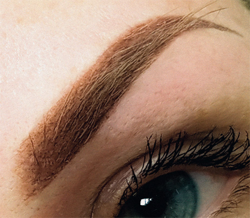 Permanent Make-up Powderbrows